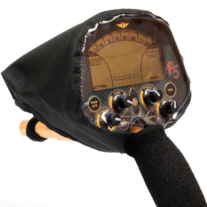 Защитный чехол для металлоискателя fisher f5.